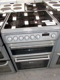 HOTPOINT electric cooker…60cm wide…KHC582