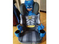 BATMAN CAR SEAT TODDLER/CHILD