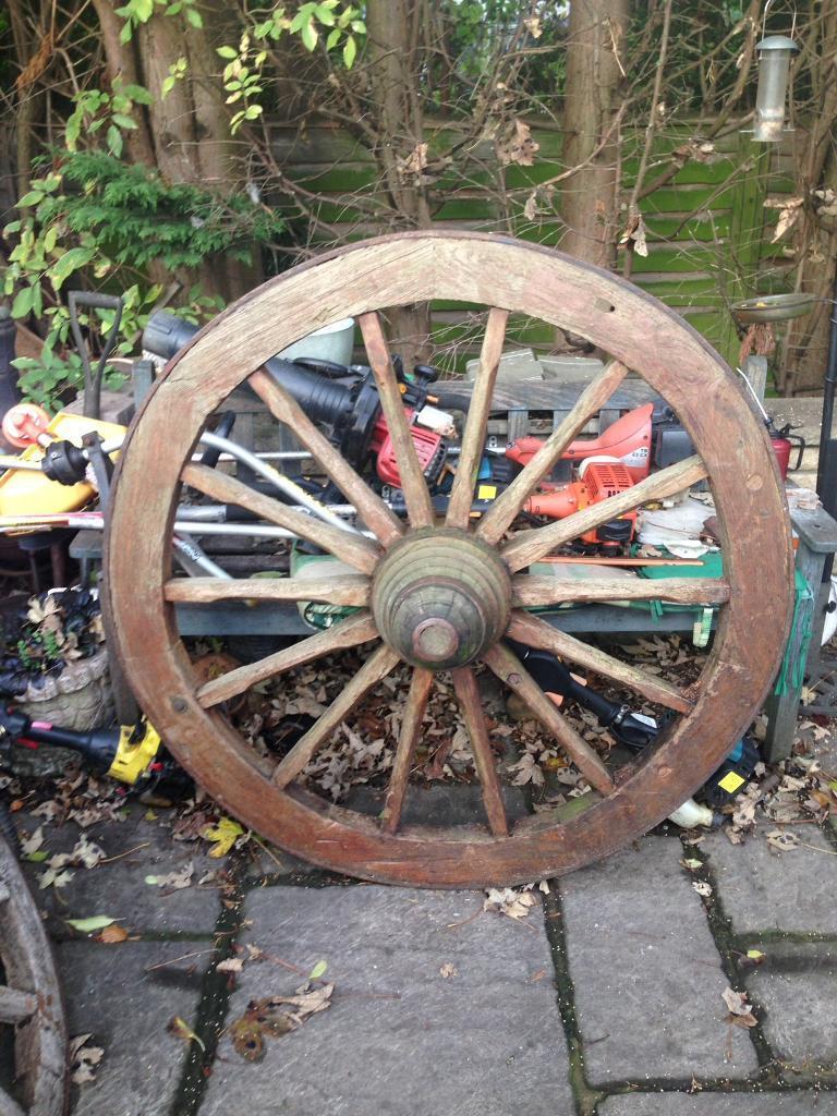 Wagon wherl