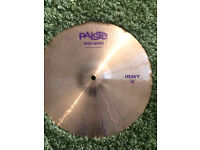 "Paiste 1000 - 14"" heavy Hi Hats"