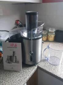 Andrew James power juicer (Wymondham)