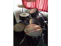 Drum Kit (Premier) - Great condition