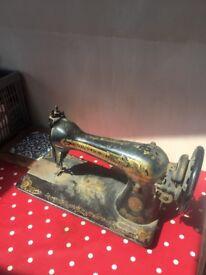 FREE antique singer sewing machine