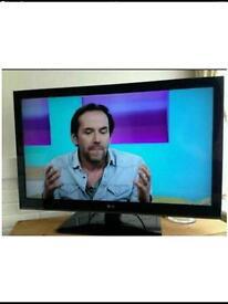 "LG STUNNING 46"" FULL HD LCD TV"
