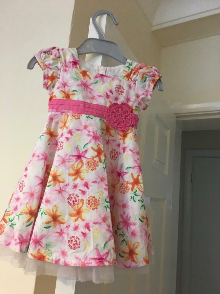 Baby girls dress 3-6m