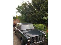 Classic Morris 1300.