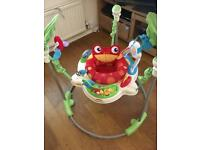 Fisherprice jumperoo, excellent condition