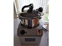 Hallde VCB-61 comercial food preparation machine
