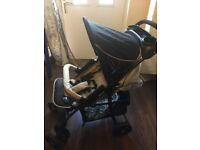hauck shopper shop and drive travel system