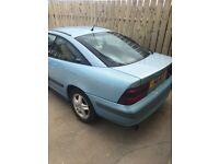 Vauxhall Calibra 2.0 8v only 70 k