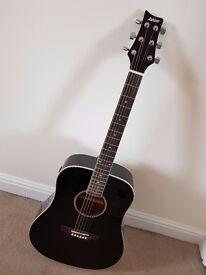 Ashton SPD25BK Acoustic Guitar Starter Pack