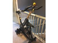 Pulse Group Cycle - Commercial Gym Quality Spin Bike