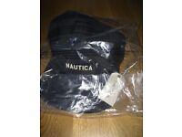 Nautica Ripstop Logo Hat