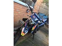 Yamaha WR125cc Red Bull edition