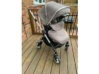 Wayfarer Chelsea Pushchair and Carrycot