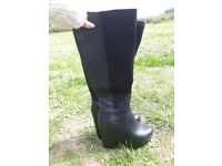 River Island Boots size 3