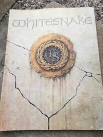 Whitesnake sheet Music