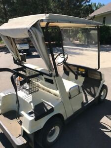 Golf cart (Yamaha gas)