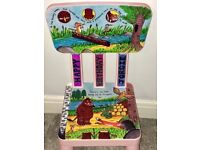 Hand drawn and designed personalised children's chairs