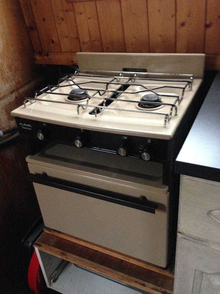 Flavel Vanessa Cooker Sink For Caravan Narrowboat In