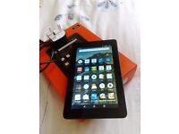 Amazon Kindle one week old not even used BOXED MINT COND