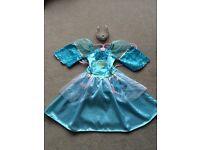 Barbie as The Island Princess Dressing up Costume