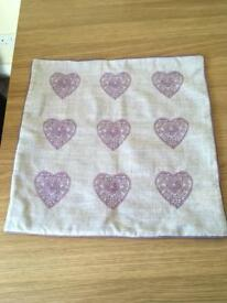 Catherine Lansfield Cushion Covers x4