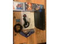 BARGAIN PLAYSTATION 2 WITH GAMES AND GUN