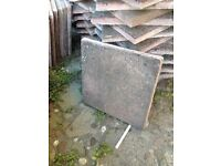 100 paving slabs for sale will clean up well