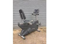Life fitness 93r commercial recumbent exercise bike