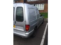 Volkswagen caddy 1.9 tdi 2001