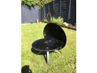 Webber fire pit, 60cm diameter. Only used once.