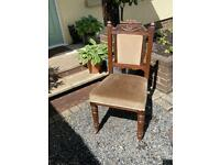 Edwardian Dining Chairs x 6