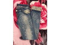 skinny slim jeans