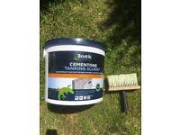 Bostik Cementone 20kg Tanking Slurry. Waterproof coating for masonry.