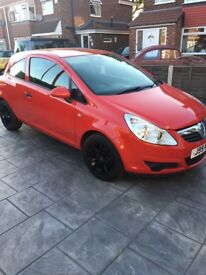 09 corsa life 1lt in good condition. Great car