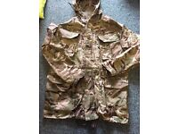 British MTP SMOCK 2 Modified Combat Windproof Jacket 180/104 Large