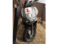 Written of gilera runner 125