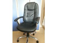 Office Swivel Chair BLACK