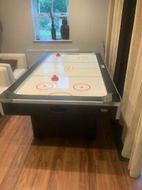 Gamesson 7ft Air Hockey Table
