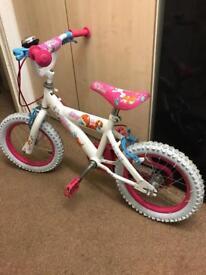 2 girls bike