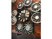 PC Cooling fans