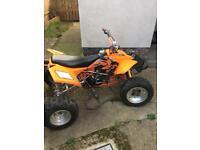 Xsport fym 125 quad not car bike