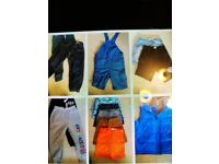 Boys bundle 2-4 years