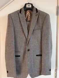 3-piece Tweed Suit