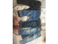Toddler girls jeans