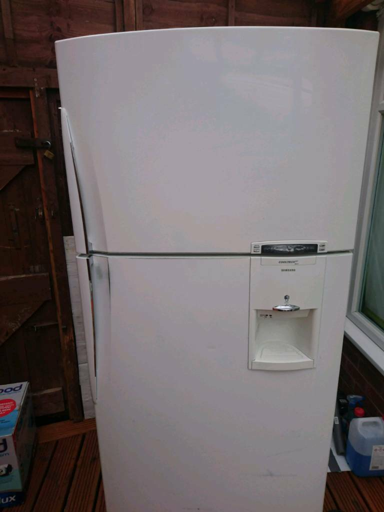 Samsung BIG fridge freezer