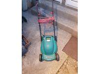 Bosch Rotak 320 Electric Rotary Lawn Mower
