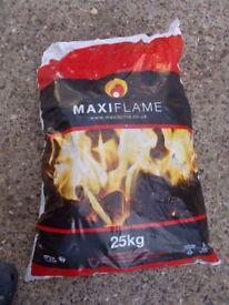 Maxiflame Coal 10 x25kg = 1/2 Tonne Fuel