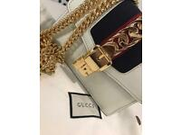 Gucci Sylvie leather minin